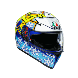 K3 SV AGV4 - Rossi Winter test - Large