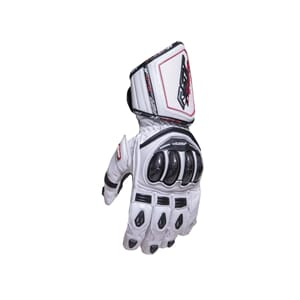 RST Tractech Evo R CE Gloves Leather White Size M/09