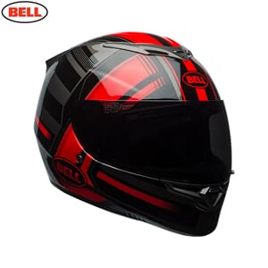 BELL RS-2 Tactical Helmet Gloss Red/Black/Titanium Size XS