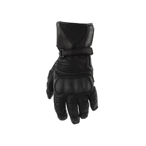 RST GT WP CE Leather Gloves Black