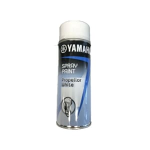 SPRAY PAINT PROPELLER WHITE