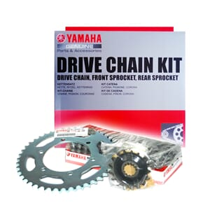 CHAIN & SPROCKET KIT (MT-125, YZF-R125)